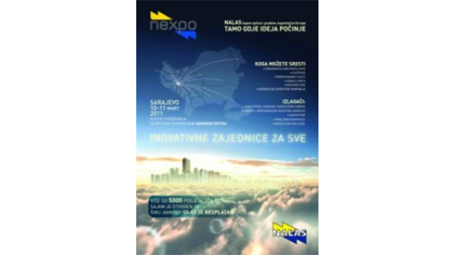 MDP Inicijative Podržavaju Učešće BIH Opština Na Sajmu NEXPO 2011.