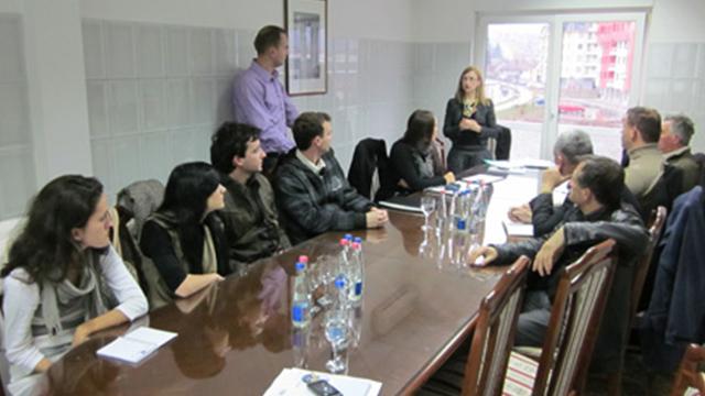 """Doboj, 15.12.2011.g – Radionica U Okviru Projekta """"Pravo Građana BiH Na Zdravu životnu Sredinu"""""""