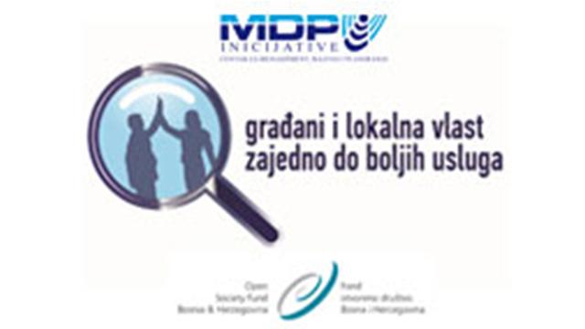 """Monitoring Javnih Usluga Na Lokalnom Nivou"""