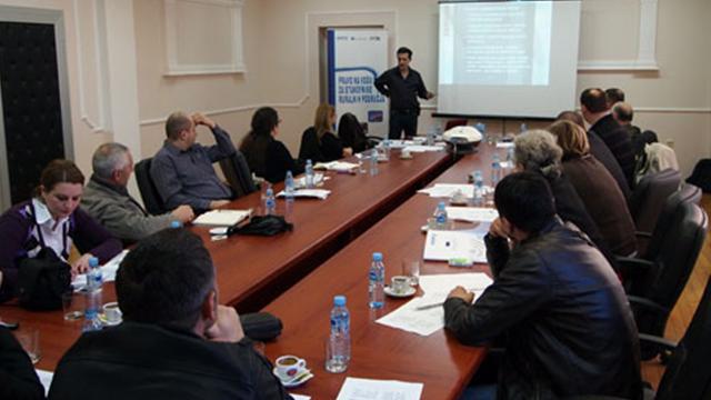 Konsultativni Sastanak O Vodosnabdijevanju U Ruralnim Područjima