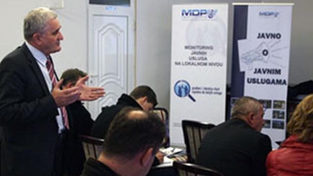 """Održana Je Završna Konferencija Projekta """"Javno O Javnim Uslugama"""""""