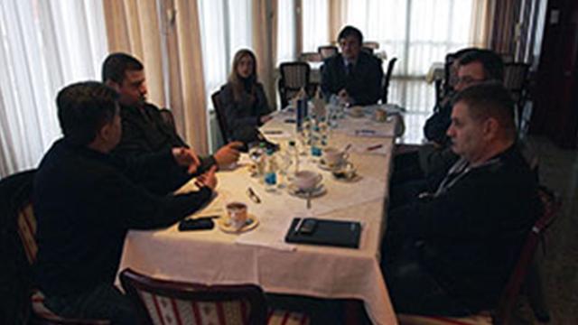 Održan Sastanak Sa Predstavnicima Preduzeća Koja Se Bave Obradom Drveta I Proizvodnjom Namještaja Od Drveta I Pločastog Namještaja.
