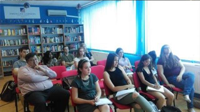 Studenti Sa James Madison Univerziteta Posjetili Centar Za Menadžment, Razvoj I Planiranje – MDP Inicijative